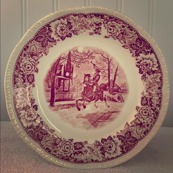Dining Historical America Homer Laughlin China Co Plate Poshmark